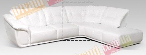 Модуль дивана Натали угловой элемент