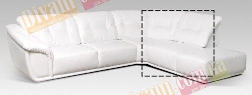 Модуль диван а Натали полудиван