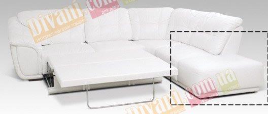 Модуль дивана Натали банкетка