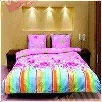 Двухспальный комплект постельного белья Весна -585