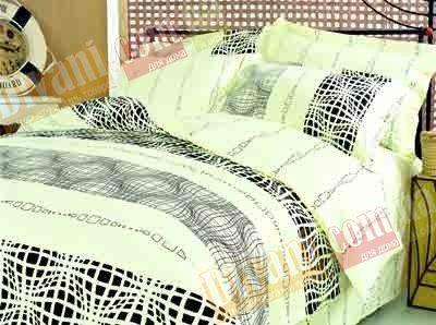 Двухспальный комплект постельного белья Графика -602