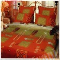 Двухспальный комплект постельного белья Индийский слон -650