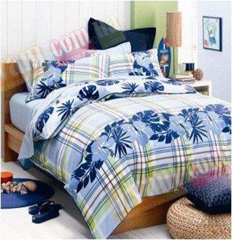 Семейный комплект постельного белья Гербарий -726