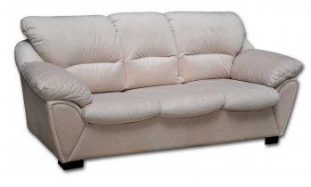 Кожаный диван Калифорния 3Р 1.4