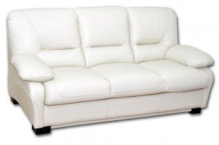 Кожаный диван Чирз Н 3Р 1.4