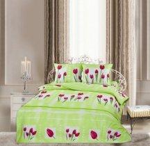 Семейный комплект постельного белья Голландский уголок