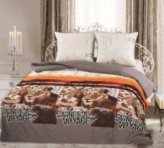 Семейный комплект постельного белья Танзания