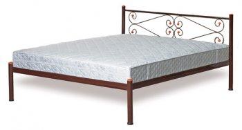 Кровать металлическая Самба 140x200см