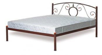 Кровать металлическая Фламенко 140x200см