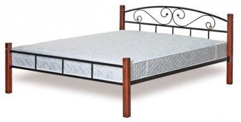 Кровать металлическая Малайзия-2 120x200см