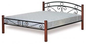 Кровать металлическая Малайзия 140x200см