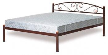 Кровать металлическая Румба 140x200см