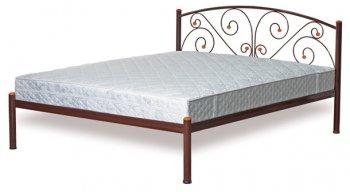 Кровать металлическая Butterfly 120x200см