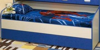 Кровать Тутти-Фрутти низ Детский мир