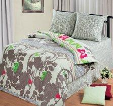 Двухспальный комплект постельного белья Клеопатра