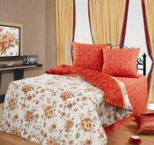 Двухспальный комплект постельного белья Клер