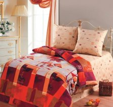 Двухспальный комплект постельного белья Мемфис
