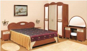 Модульная спальня Миллениум 2