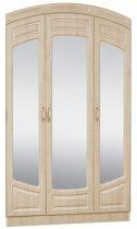 Шкаф трехдверный Миллениум Люкс