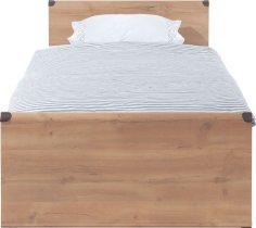 Кровать 90 (каркас) JLOZ 90 Индиана