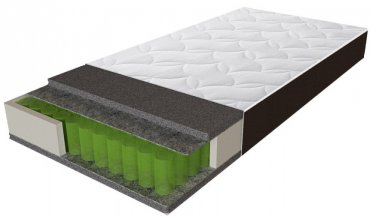 Матрас Sleep&Fly Organic Epsilon — ширина 120см