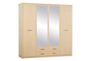 Шкаф платяной - 4D KIM