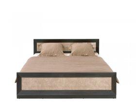 Кровать PLOZ 140(каркас)-SIB ЛАРГО
