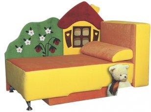 Детский диван Теремок