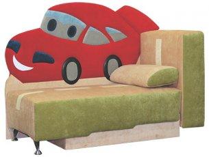 Детский диван «Далио Тачки»