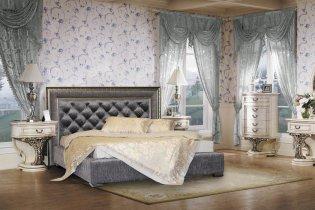 Кровать Далио Барокко с подъемным механизмом