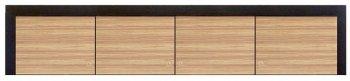 Надставка шафа -3d Капри