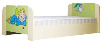 Кровать - 90 (каркас) (Г11) ГНОМ
