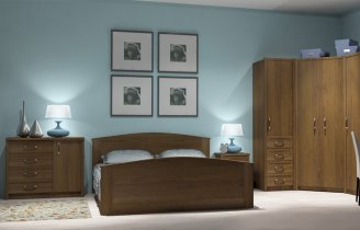 Модульная спальня Валерия
