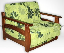 Кресло Порту - спальное место 70-80см