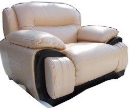 Кожаное кресло Далио Афродита