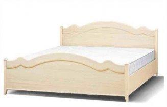 Кровать 2-сп (б/матраса и каркаса) Селина