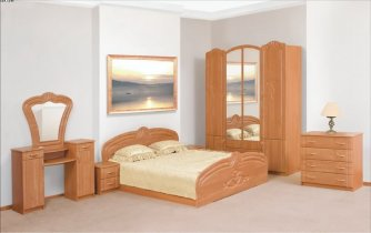 Модульная спальня Антонина