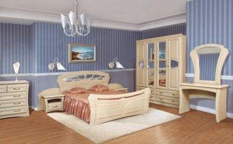 Модульная спальня Кармен
