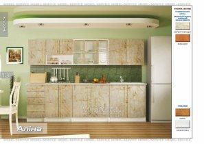 Модульная кухня Алина 2,0 метра