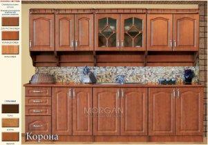 Модульная кухня Корона 2,0 метра