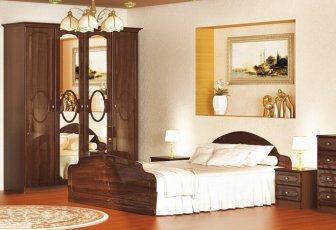 Кровать 1600 Глория
