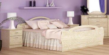 Кровать 1400 Антария