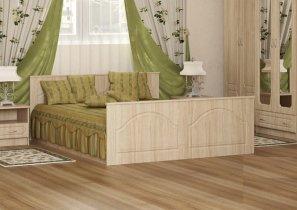 Кровать 1600 Бавария лак
