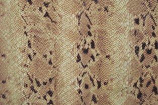 Искусственная кожа Анаконда (Anaconda) ширина 140см