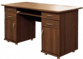 Компьютерный стол двухтумбовый