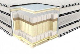 Матрас в вакуумной упаковке 3D Aerosystem Neoflex Ergo - ширина 120см