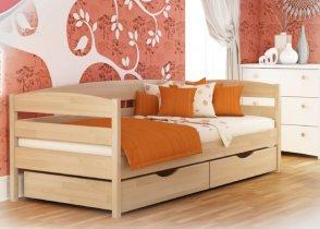 Кровать Нота плюс - 90х200см лак 102