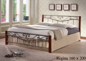 Кровать Onder Metal Metal&Wood Regina 200x160см