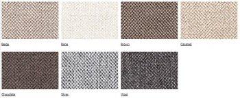 Рогожка Вул (Wool) ширина 140см