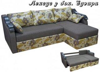 Угловой диван Лексус